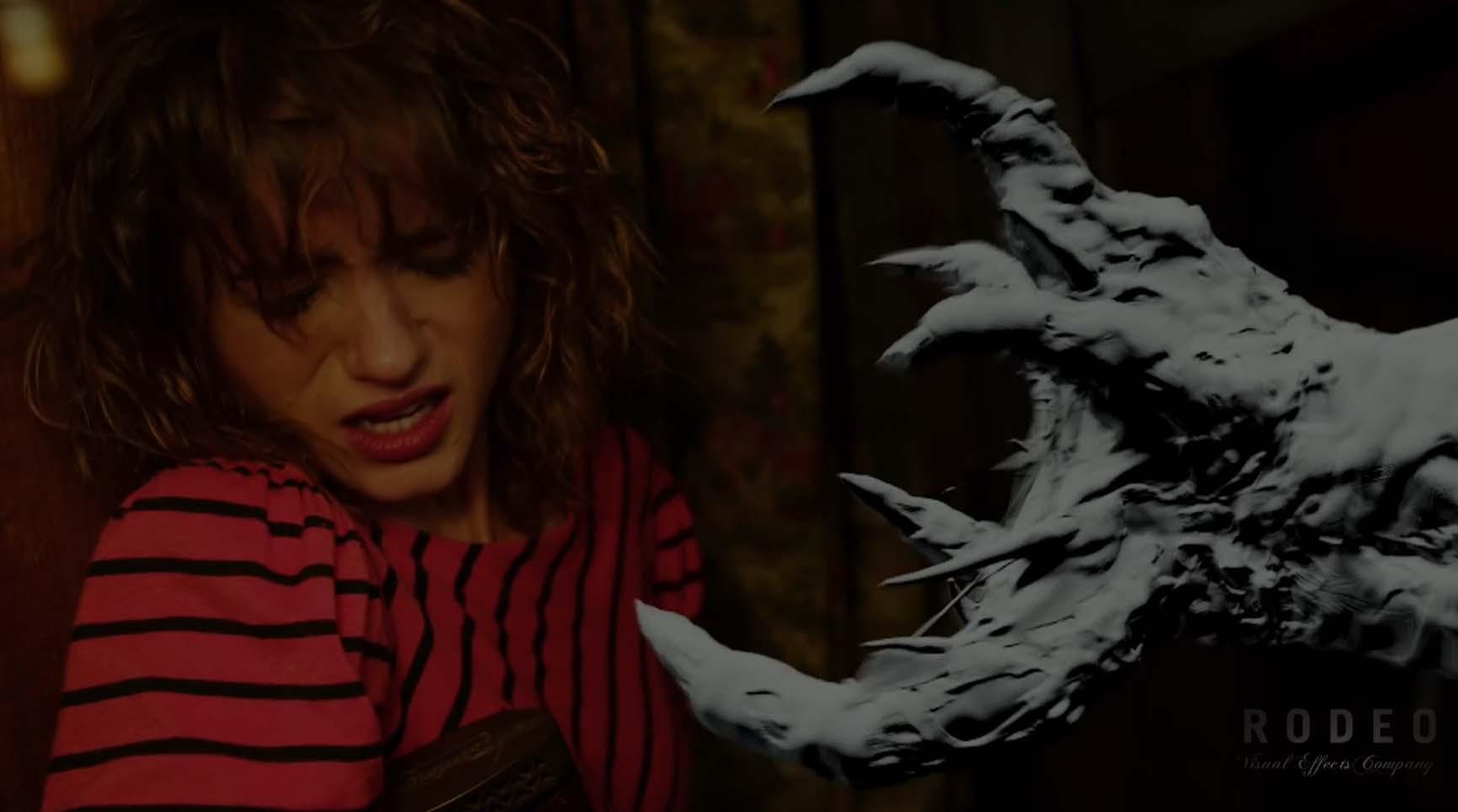 Stranger Things 3 – 3D y efectos visuales